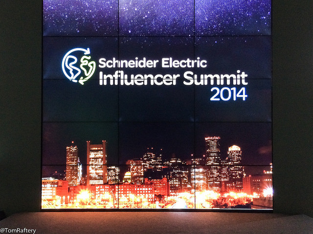 Schneider Influencer Summit