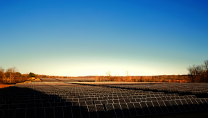 Apple's Maiden Data Center Solar Array